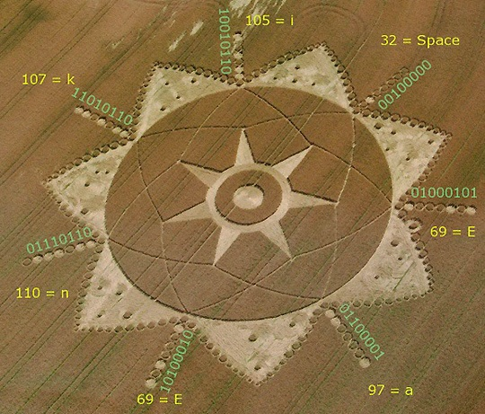italy poirino crop circle