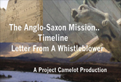 The Anglo Saxon Mission - The Timeline - Letter